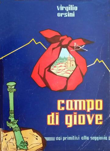 Campo di Giove di V. Orsini - Grafica per l
