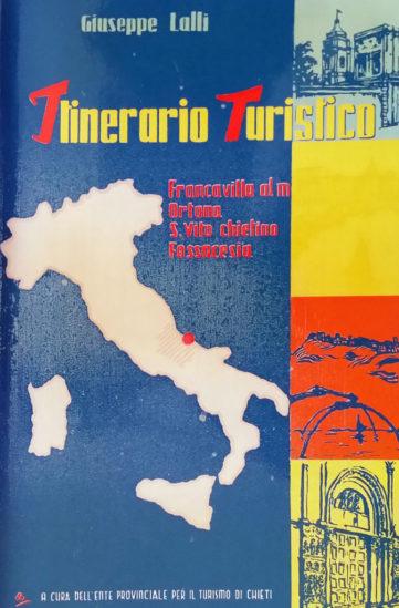 Itinerario Turistico 2 di G. Lalli - Grafica per l