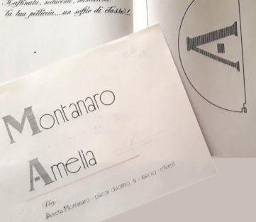 Studio logo e immagine coordinata - Grafica, Loghi, Lettering, 1980
